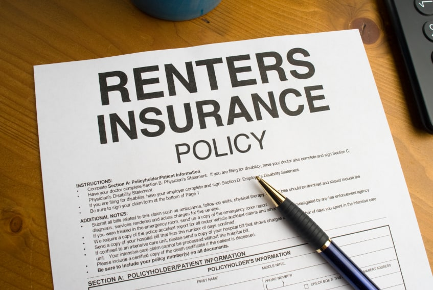 Renters insurance is good to have... Even better if it's free!