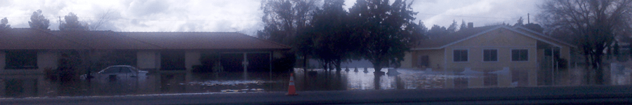 Apple Valley Flood