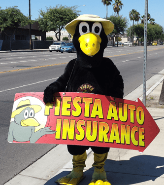 Car Insurance That's for the Birds